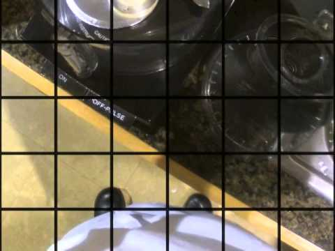 Stainless wolf cooktop cleaning